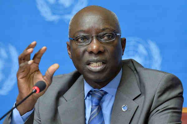 Special Advisor on the Prevention of Genocide Adama Dieng. UN Photo / Jean-Marc Ferré