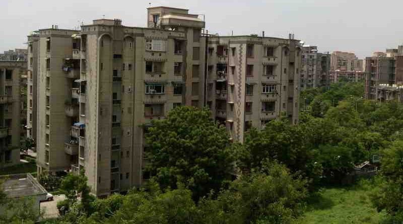 Delhi's cooperative group housing societies have become dens of crime and corruption. Click the photo to know about extreme corruption in Delhi housing societies. Photo: Rakesh Raman / RMN News Service