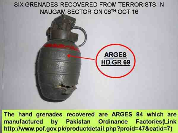Claims of Indian Army / Government