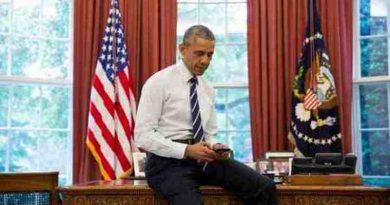 President Barack Obama. Photo courtesy: White House