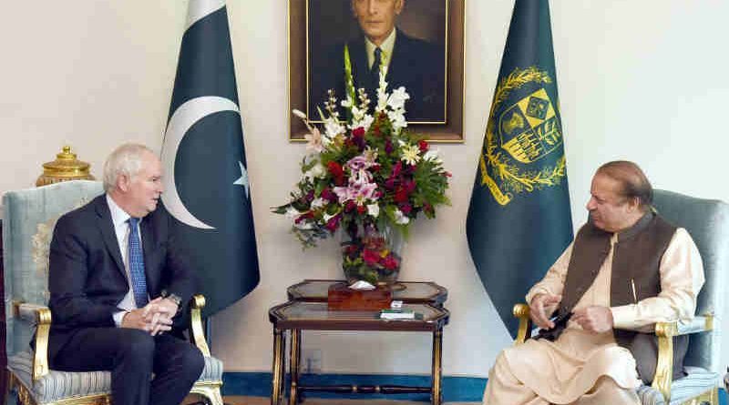 UK Praises Pakistan for War Against Terrorism
