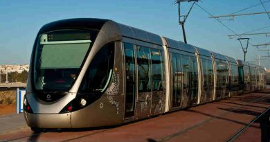 The tramway service between Rabat and Salé in Morocco. Photo: World Bank/Arne Hoel
