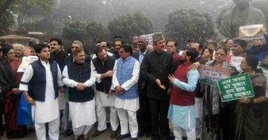 Demonetization Disaster in India: 'Black Day' Observed in Parliament