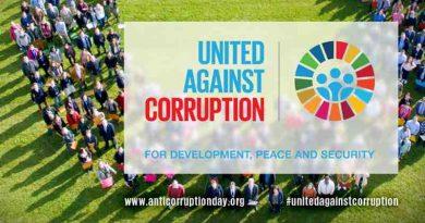 Get United Against Corruption. Photo: UNODC