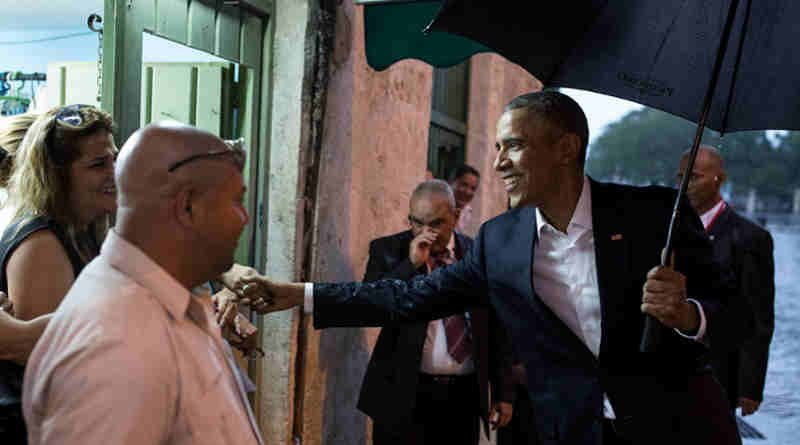 U.S. Changes Cuban Immigration Policy: Wet Foot, Dry Foot