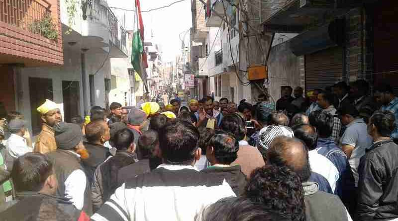 Swaraj India Campaign in Delhi