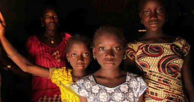 End Female Genital Mutilation (FGM) by 2030. Photo / Video courtesy: UNICEF