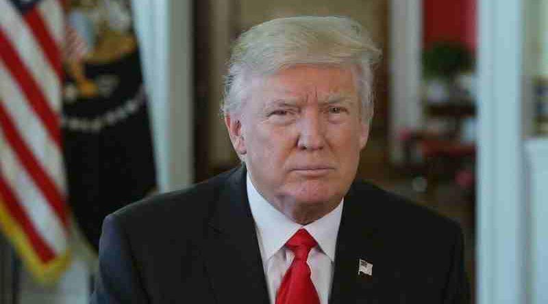 Former U.S. President Donald Trump. Photo: White House