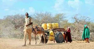 More Than 1 Million Children Affected by Drought in Kenya