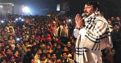 BJP Election Campaign in Delhi. Photo: BJP