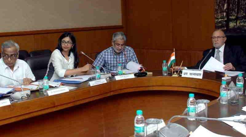 Lt. Governor Urges Delhi Police to Ensure Women Safety