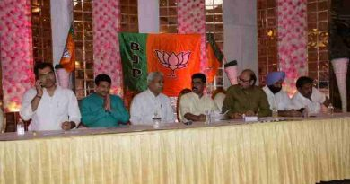 BJP Vistaraks in Delhi