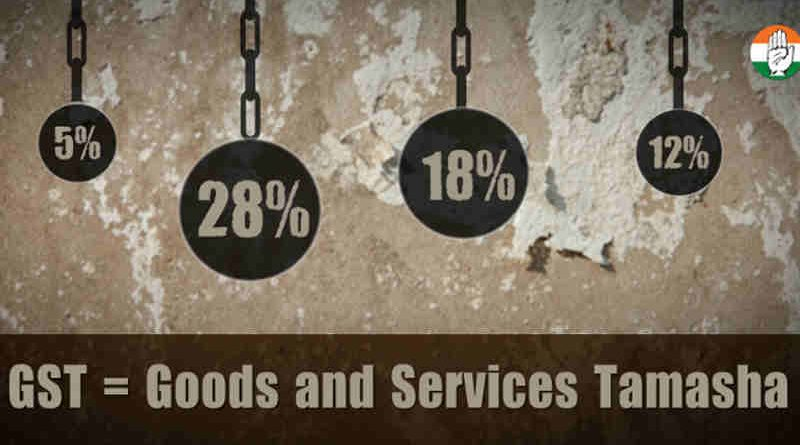 Goods and Services Tax GST in India