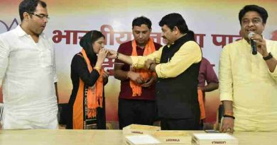 Delhi BJP starts its campaign for Bawana Assembly bye-poll