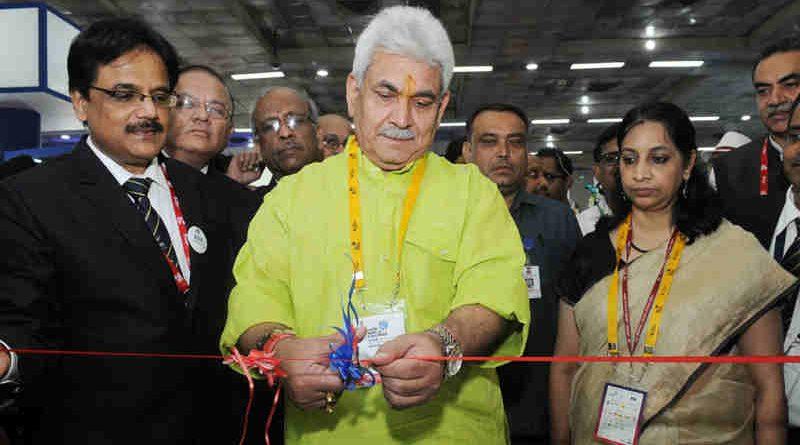 Manoj Sinha, Lieutenant Governor (LG) of J&K. (file photo)