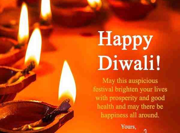 PM Narendra Modi Greets You for Diwali Festival
