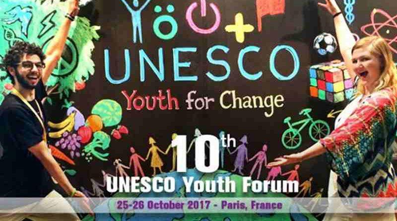 UNESCO Youth Forum
