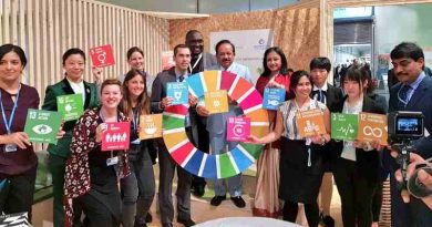 India's Minister of Environment, Forest and Climate Change, Harsh Vardhan attending the meeting of Conference of Parties (COP-23) at Bonn in Germany. Photo: Harsh Vardhan