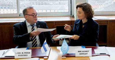 Finland Extends Support to UNESCO Education Programme