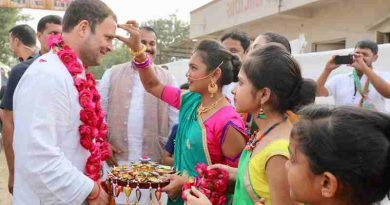 Congress President Rahul Gandhi. Photo: Congress