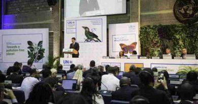 UN Environment Assembly in Nairobi