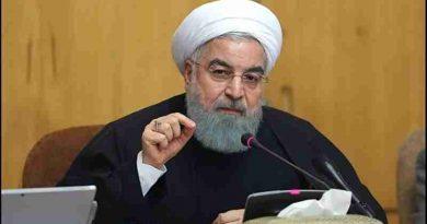 President Rouhani. Photo: IRNA
