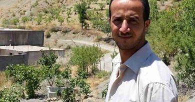 Algerian blogger Touati Merzoug. Photo: RSF