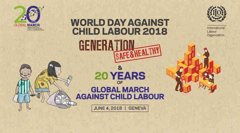 Geneva Event to Focus on Hazardous Child Labour. Photo: ILO
