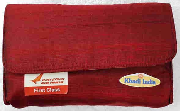 Amenity Kits of KVIC for Air India International passengers.