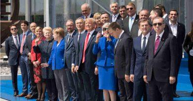 2018 Brussels Summit. Photo: NATO