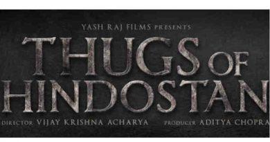Amitabh Bachchan Starrer Thugs of Hindostan