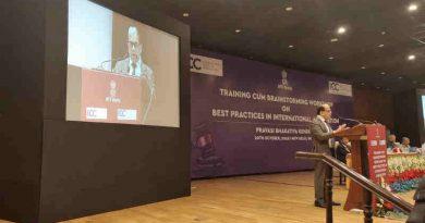 NITI Aayog Workshop on Best Practices in International Arbitration