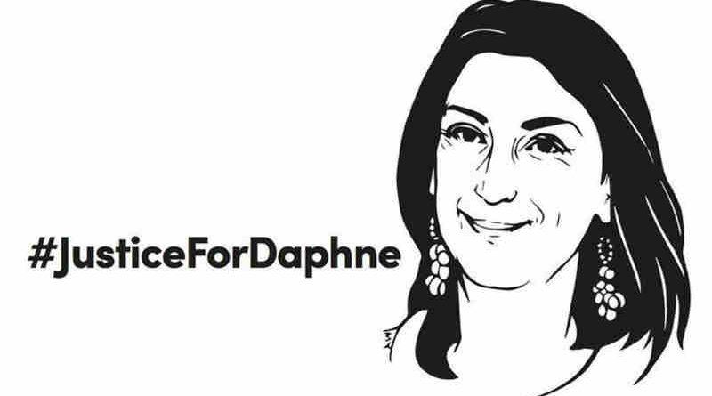 Daphne Caruana Galizia. Photo: Transparency International