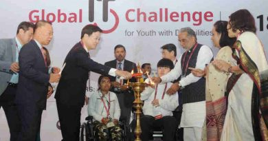 Global IT Challenge for Youth with Disabilities, 2018