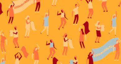 Orange the World: #HearMeToo. Photo: UN
