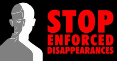 UN Committee on Enforced Disappearances