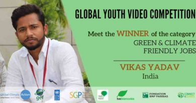 2018 Global Youth Video Competition on Climate Change
