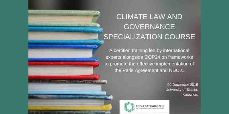 Climate Law & Governance
