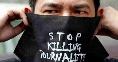 Stop killing journalists. Photo: UNESCO