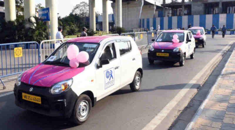 Pink Cab Service for Women Entrepreneurs