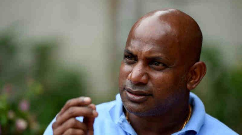 Sanath Jayasuriya. Photo: ICC