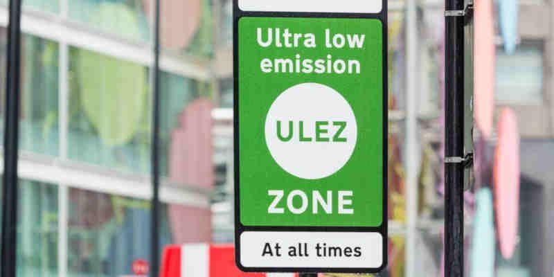 Ultra Low Emission Zone in London
