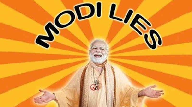 """Congress president Rahul Gandhi said that """"Modilie"""" is a new word that describes the constant lies of a person."""