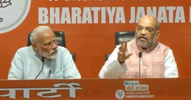Narendra Modi and Amit Shah. Photo: BJP (file photo)