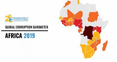Global Corruption Barometer (GCB) – Africa 2019