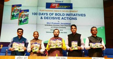 Report Card Released on 100 Days of Modi Government. Photo: PIB