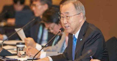 Ban Ki-moon. Photo: GGGI