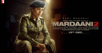 Bollywood Film Mardaani 2. Photo: YRF