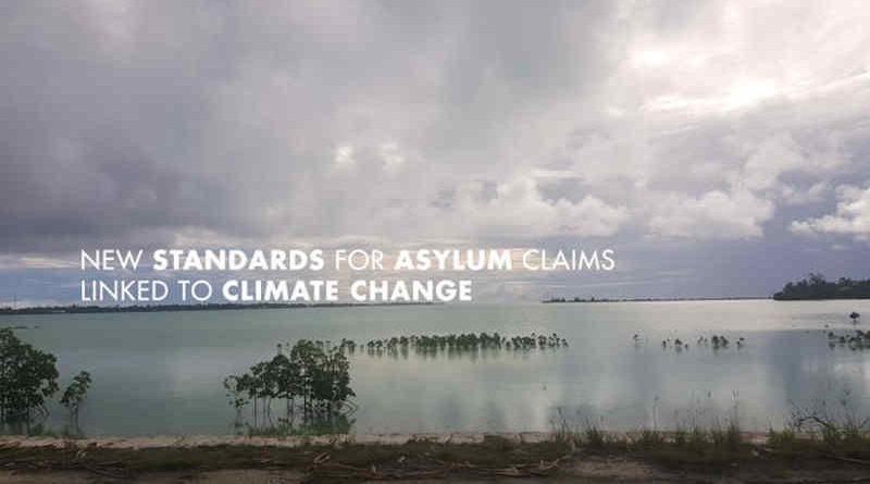 UN Human Rights Case Allows Climate Change Asylum Claims