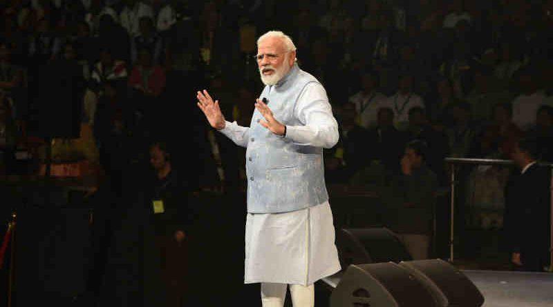 Prime Minister Narendra Modi in New Delhi on January 20, 2020. Photo: PIB (file photo)